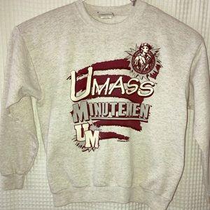 UMass Minutemen Crewneck Sweatshirt